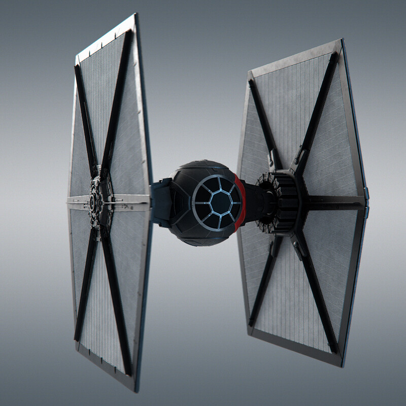 Star Wars - First Order Tie Fighter