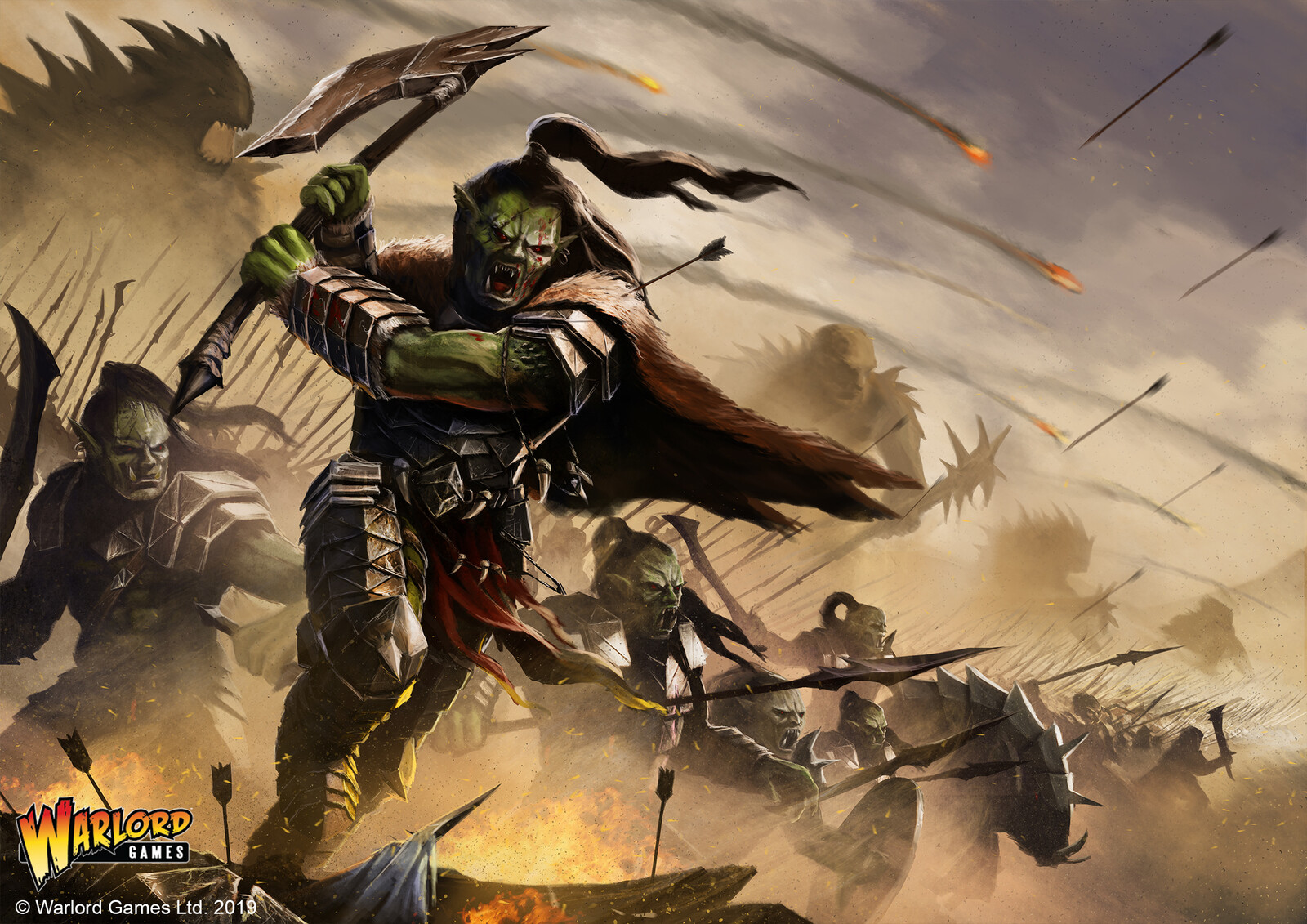 Warlord Games: The Orc Horde