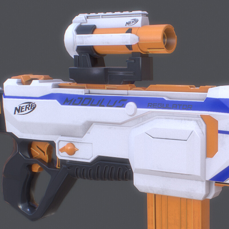 Nerf - Regulator