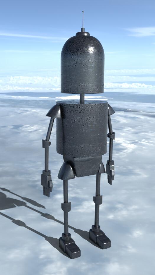 Joseph moniz robot001g
