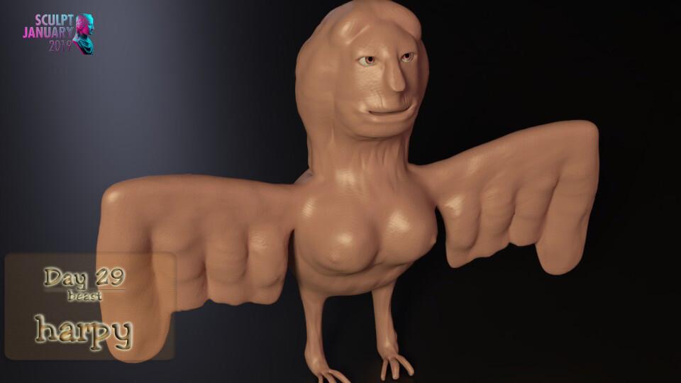Peter buyken 29 harpy