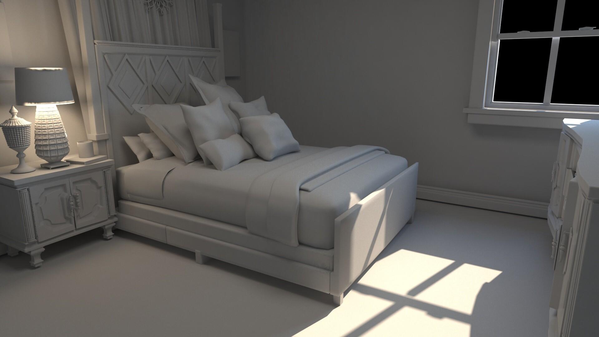 Fumi oshodi bedroom grey
