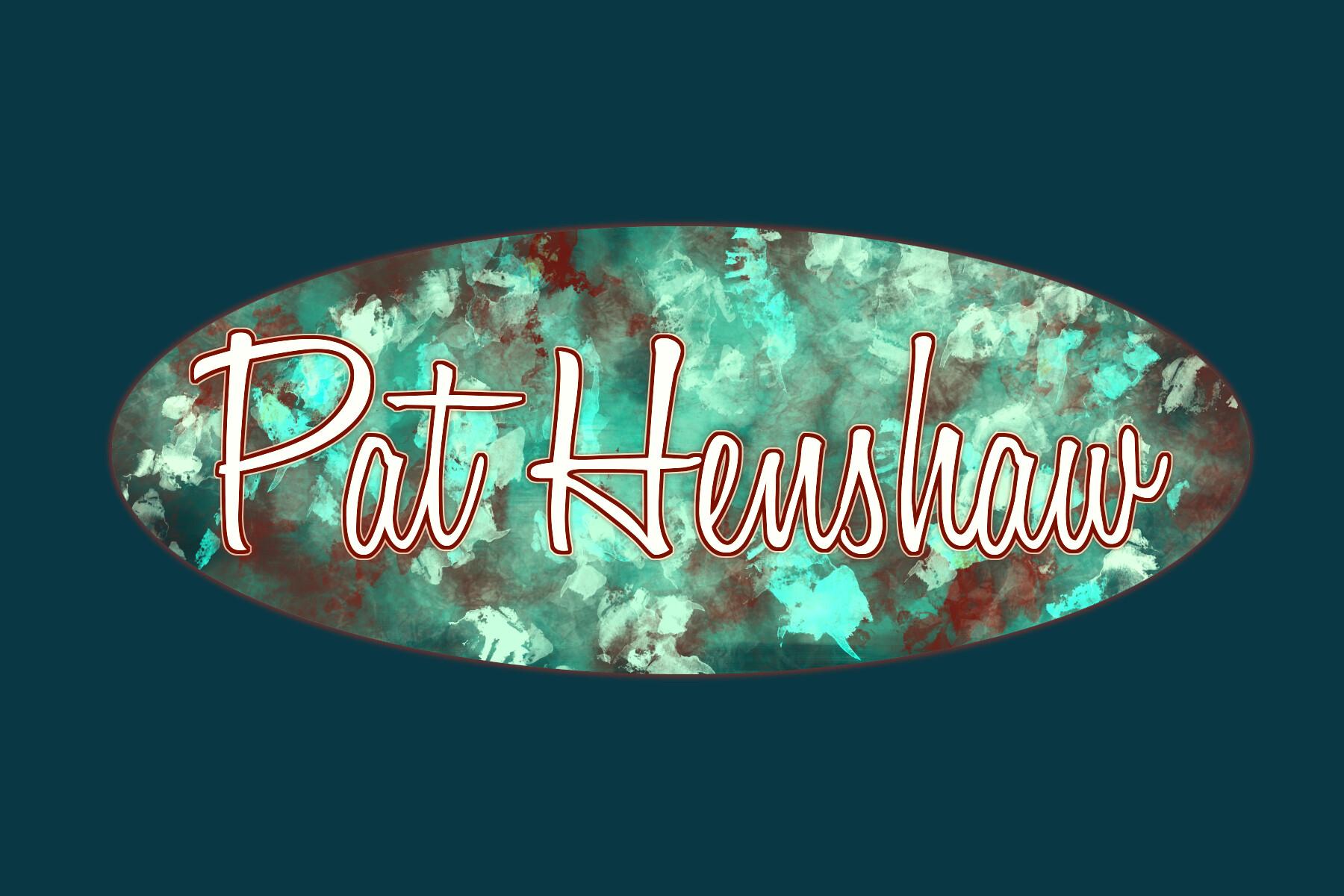 Lex chase pat henshaw large logo fin