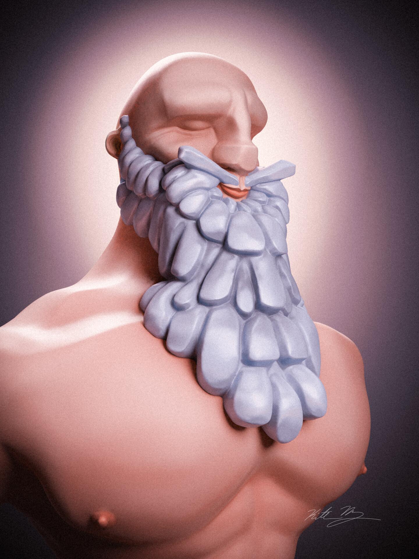 Keith morgan 10 body beard final