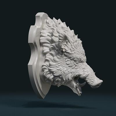 Alexander volynov w boar h c 0002