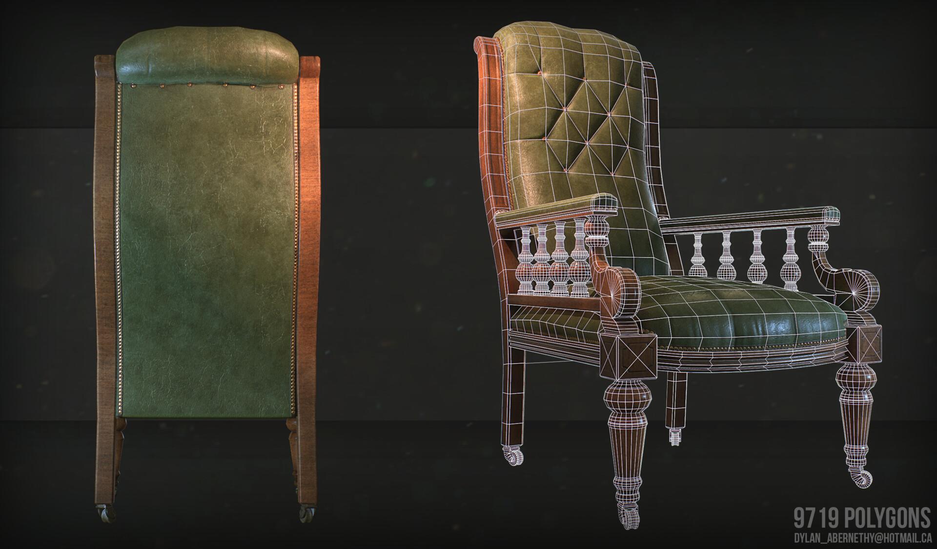 Chair Breakdown 02