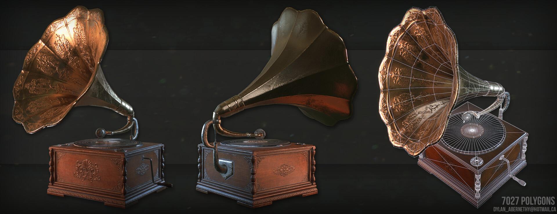Gramophone Breakdown