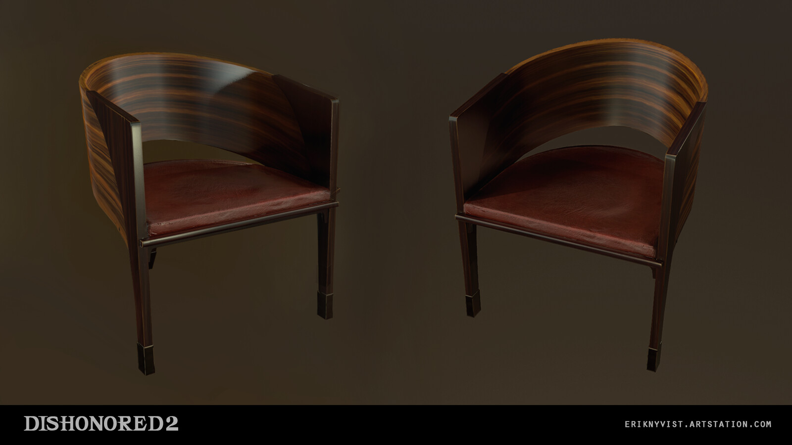 Dishonored 2 Chair