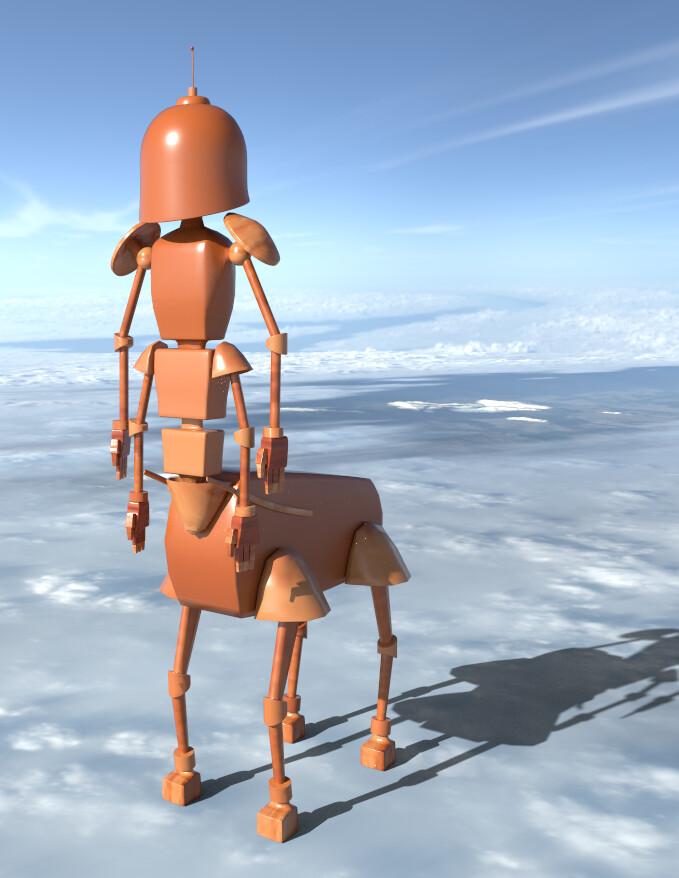 Joseph moniz robotcentaur001c