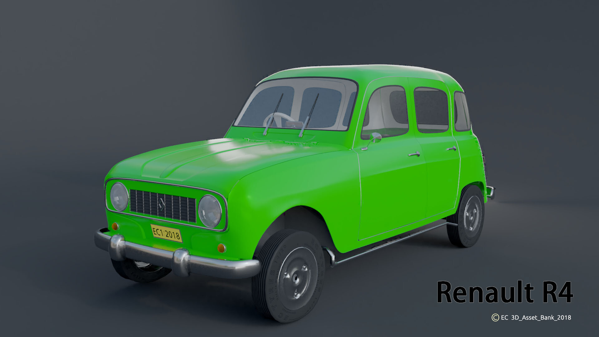 Eden Chisvo Renault R4