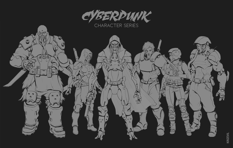 Christian villacis lineup cyberpunk 1draft