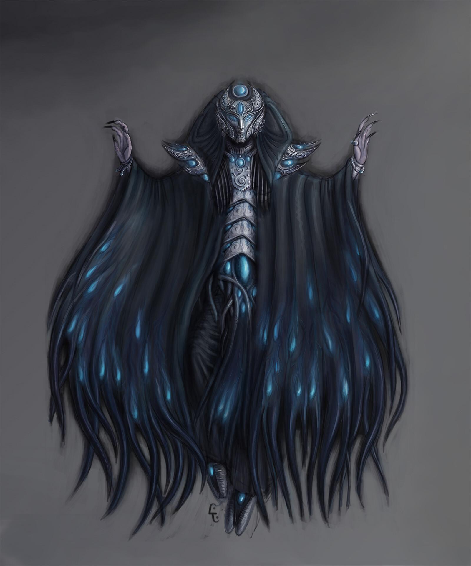 Luka trkanjec 1 black archon