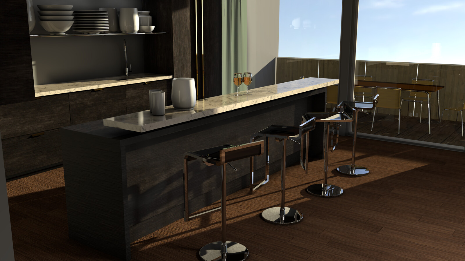 Kitchen Composite