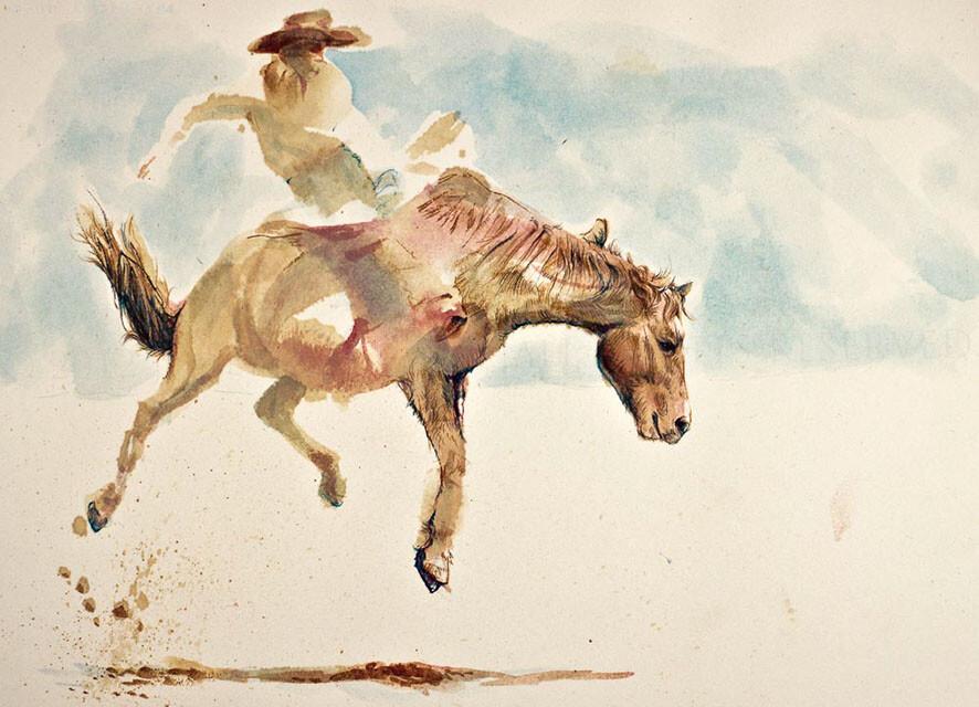 Joe reese rider