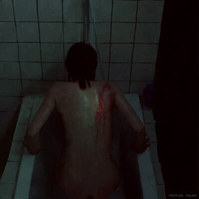 Masahiro sawada sketch shower v001
