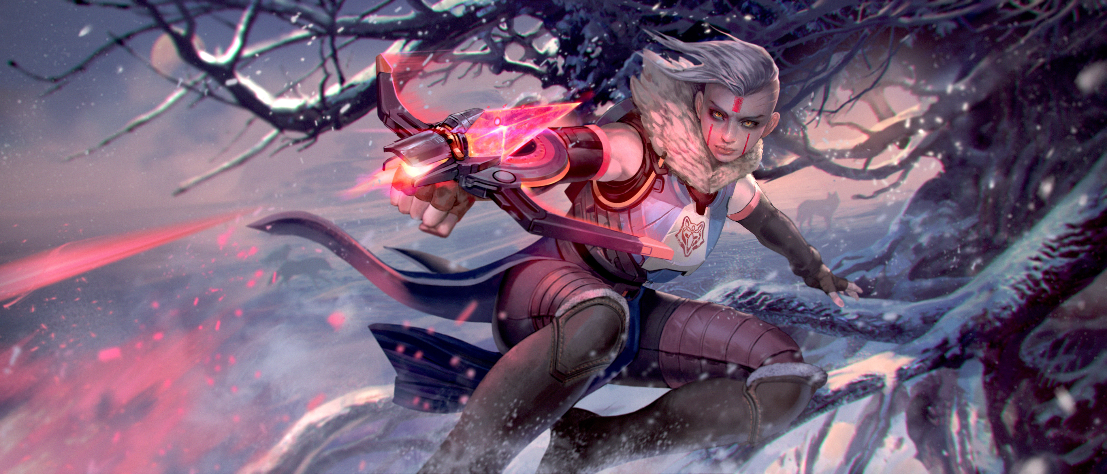 Ylva Splash Art