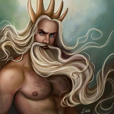 Dimitris karakousis king triton