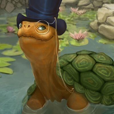 Ellie kirkner turtle