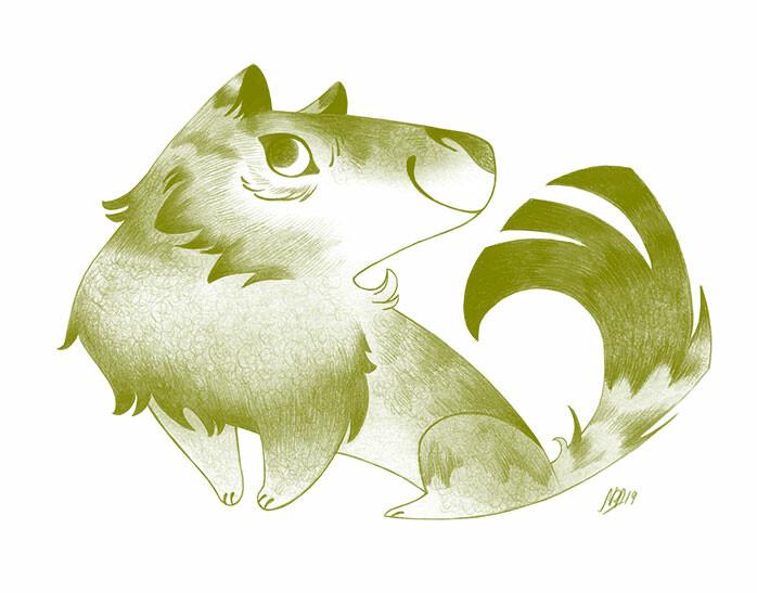 Sara ruiz prado 2 lobo