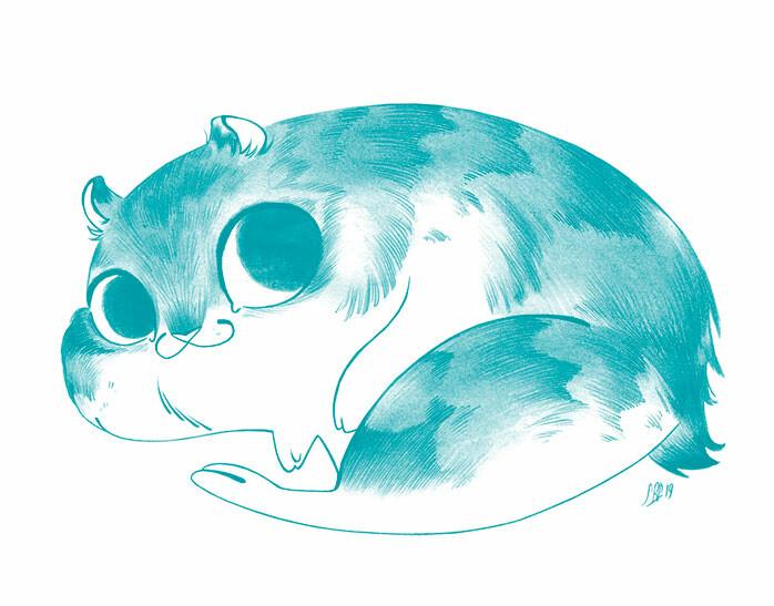 Sara ruiz prado 7 hamster