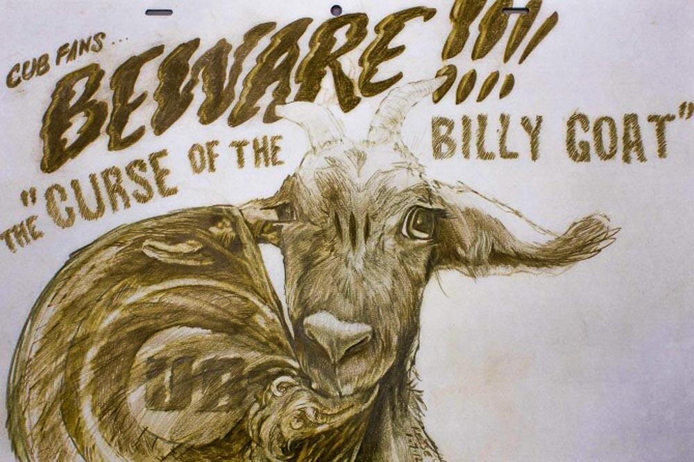 Joe reese joereese goat curse