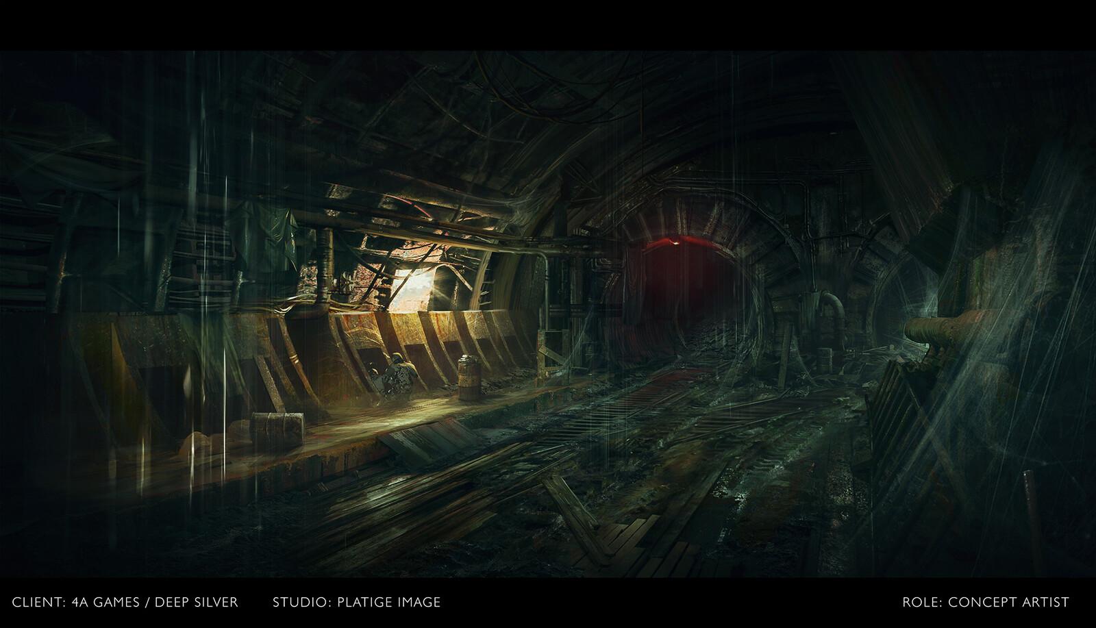 metro interior concept