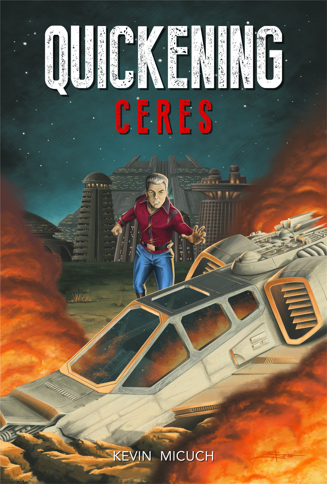 Quickening Ceres