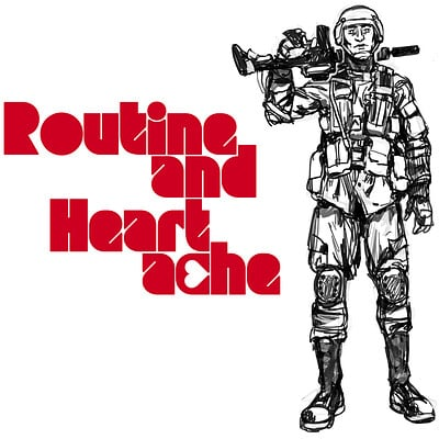 Routine and Heartache - characters
