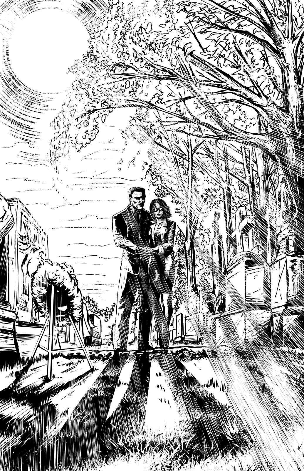 Johnny Saturn: Spiral City Noir, pg18