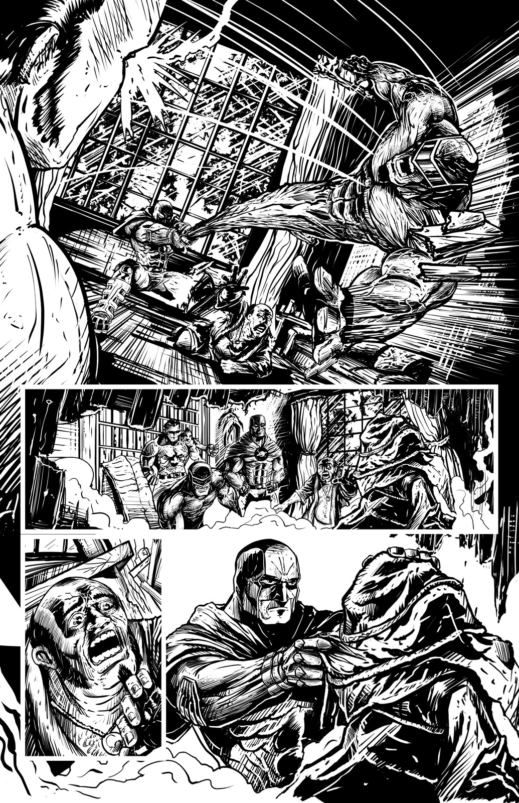 Johnny Saturn: Spiral City Noir, pg14