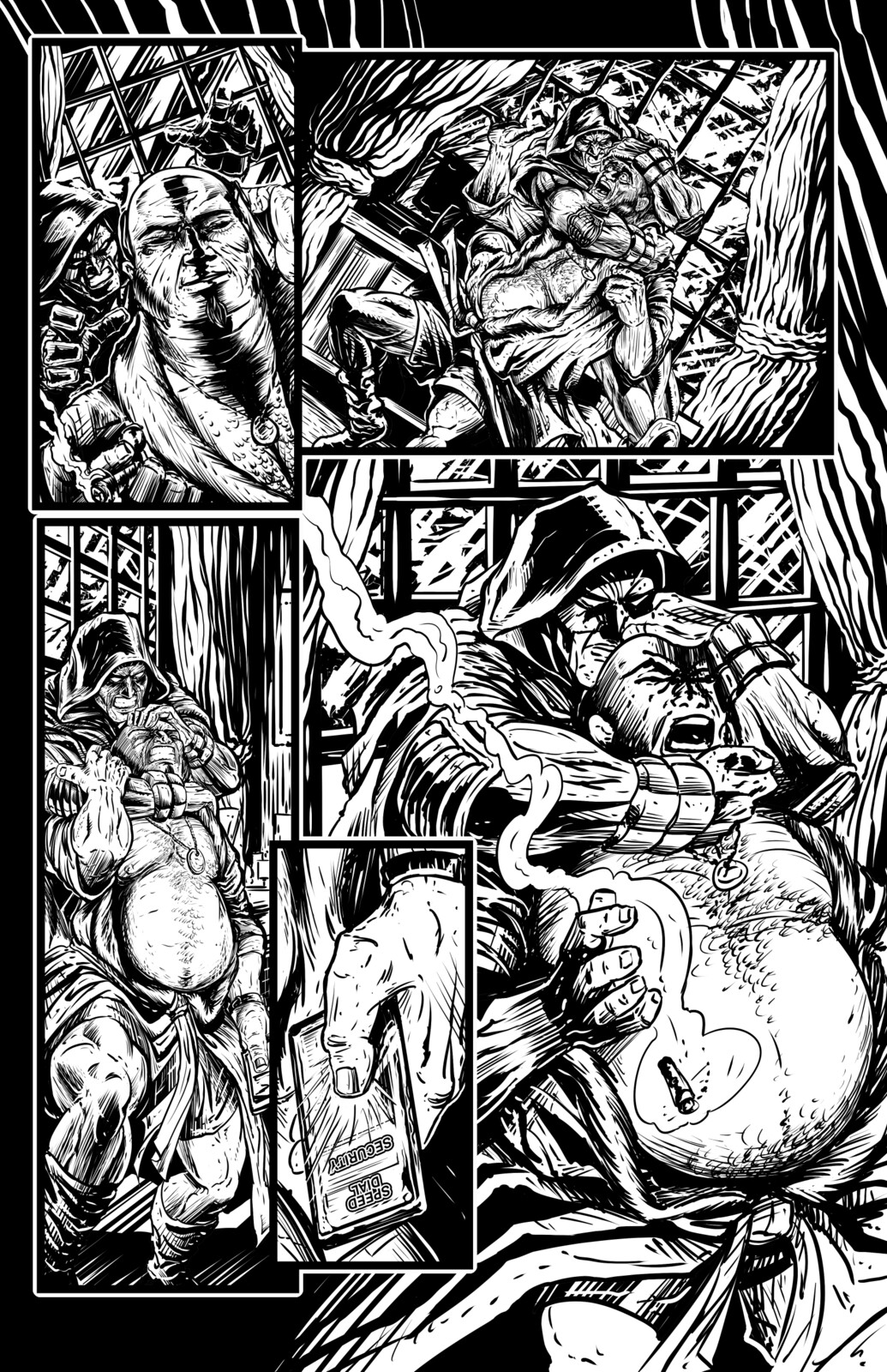 Johnny Saturn: Spiral City Noir, pg10