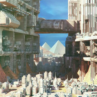 Inward city 632 glimbse
