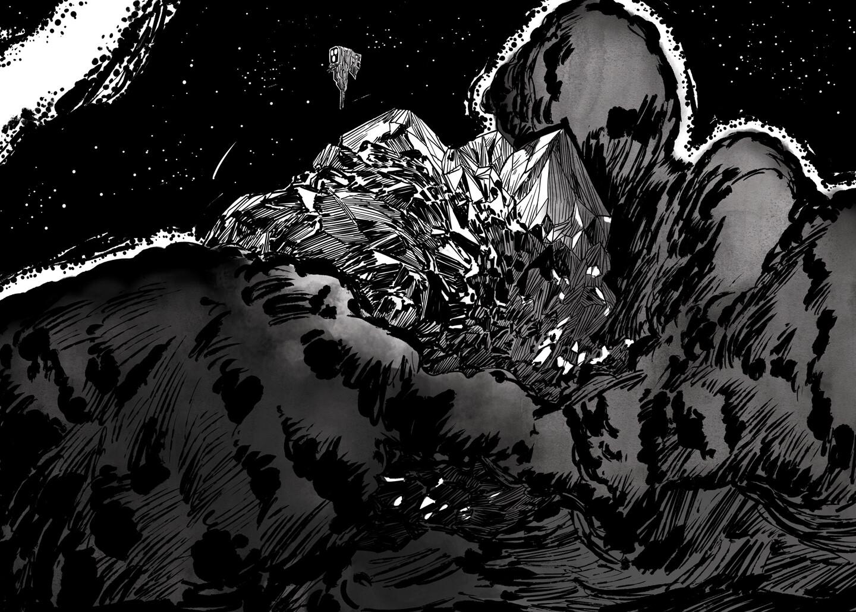 Dan ramos 19 prismatic nebula
