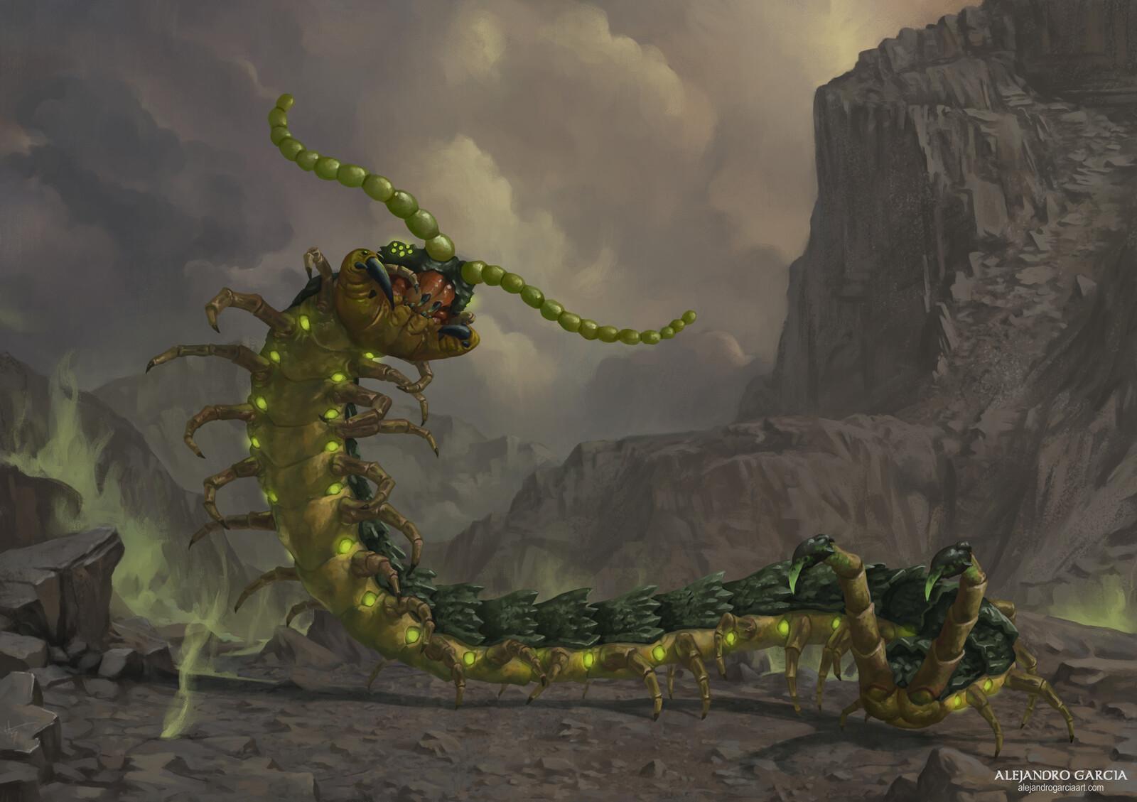[EXO: Mankind Reborn] - Centipede