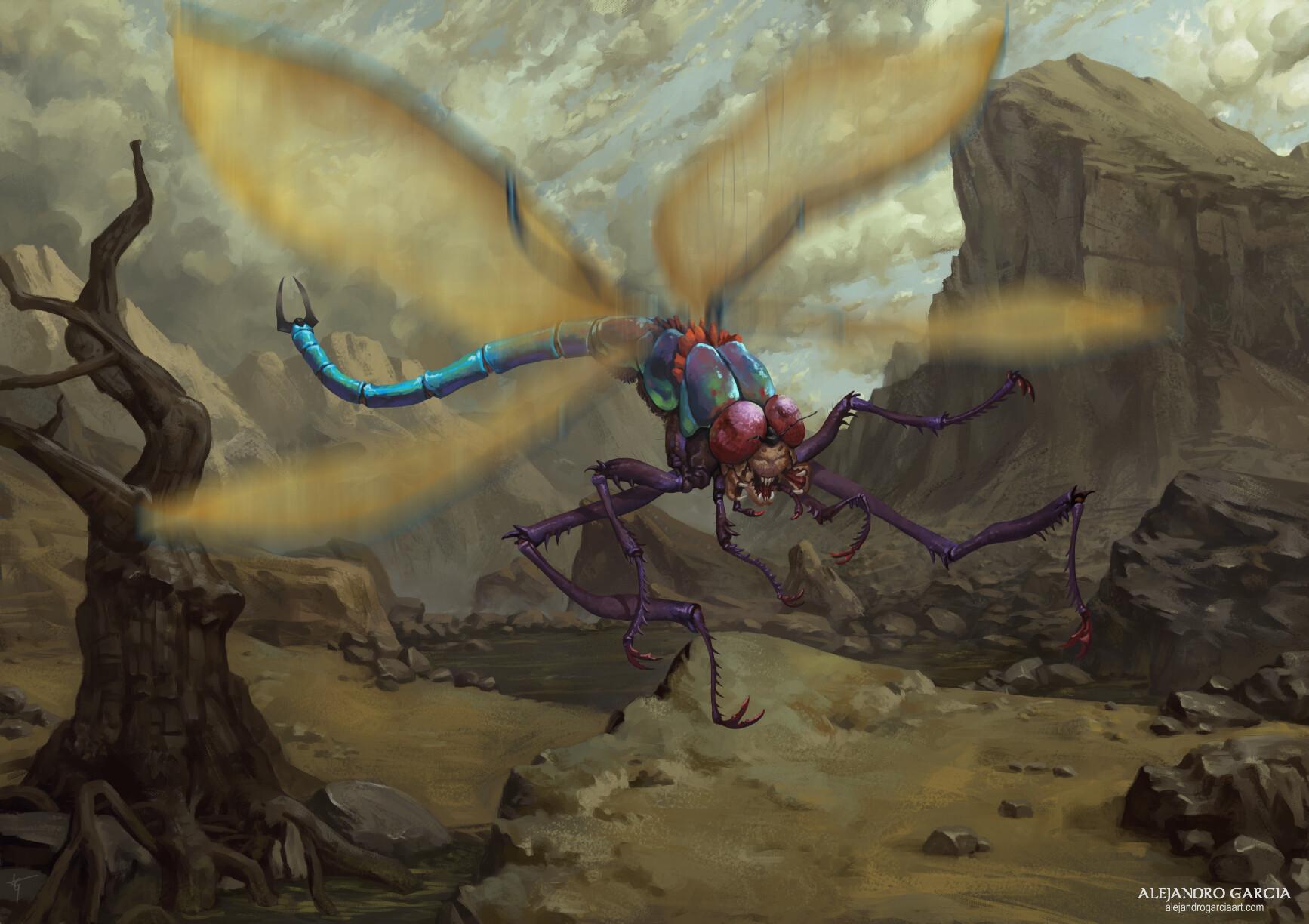 [EXO: Mankind Reborn] - Dragonfly