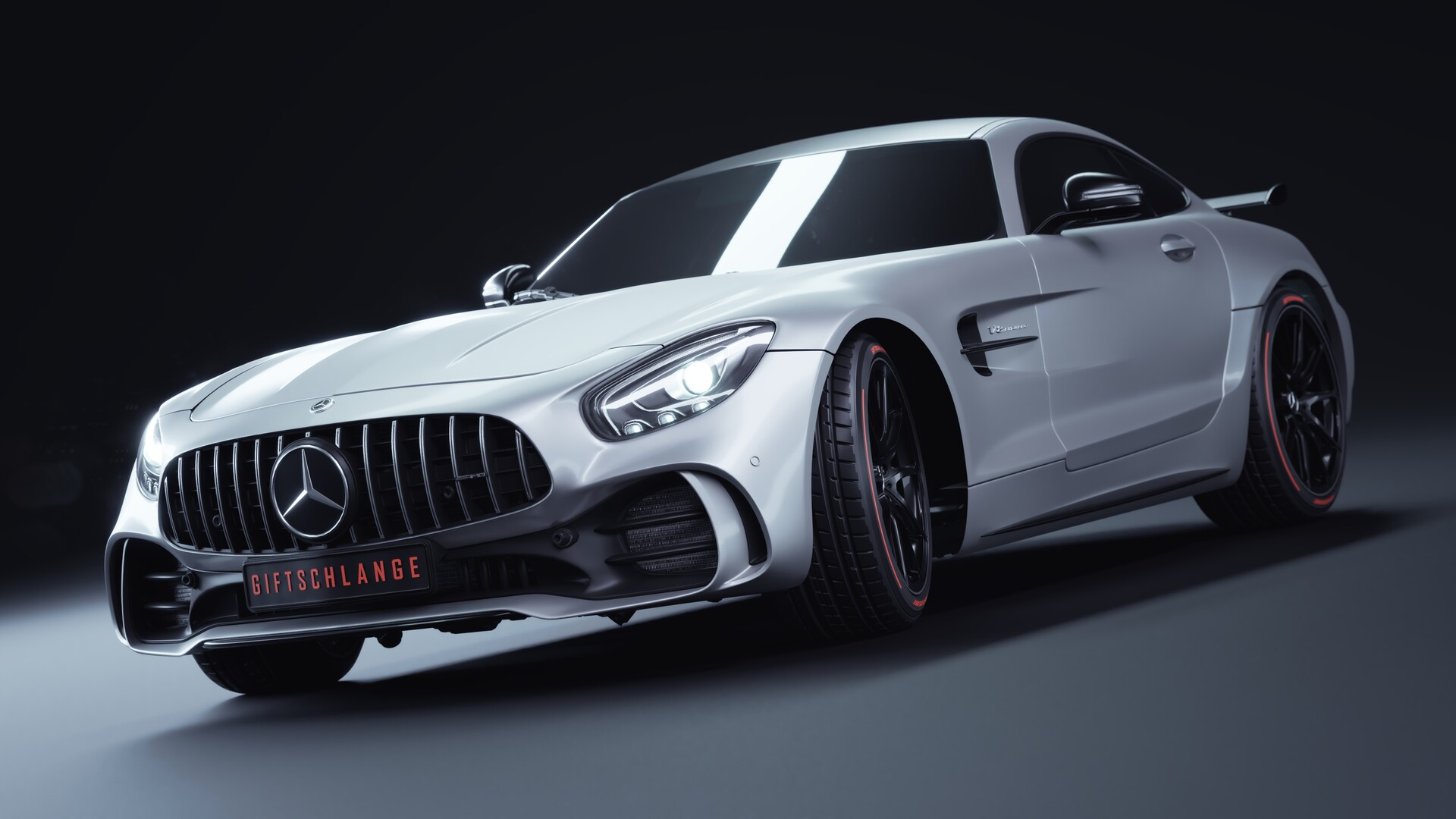 Mercedes-AMG GT Roadster ( Sports car )