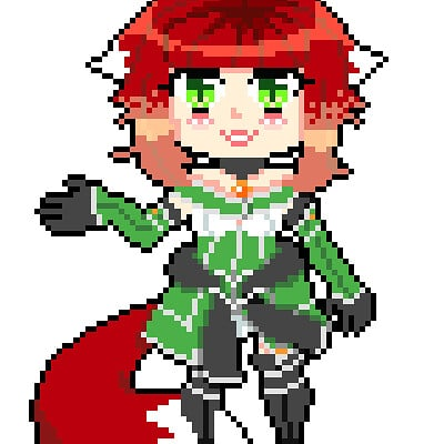 Jade fox preview pixel big