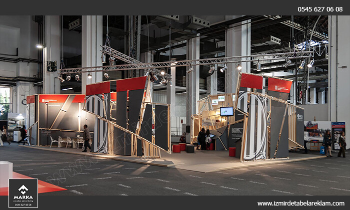 fuar standı, izmir fuar standı, stand modelleri, exhibition stands, fair stand designs, ahşap fuar standı, fair stand builder in turkey, izmir tabela, reklam izmir, kutu harf izmir, cephe kaplama izmir, tabela çeşitleri, fuar standı örnekleri.