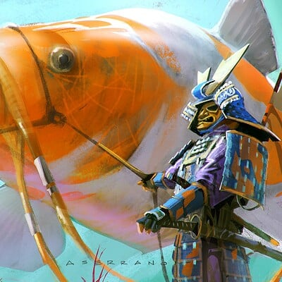 Samurai Fish
