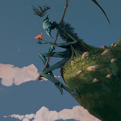 Anato finnstark the king s journey crown of thorn by anatofinnstark dcz7umr fullview