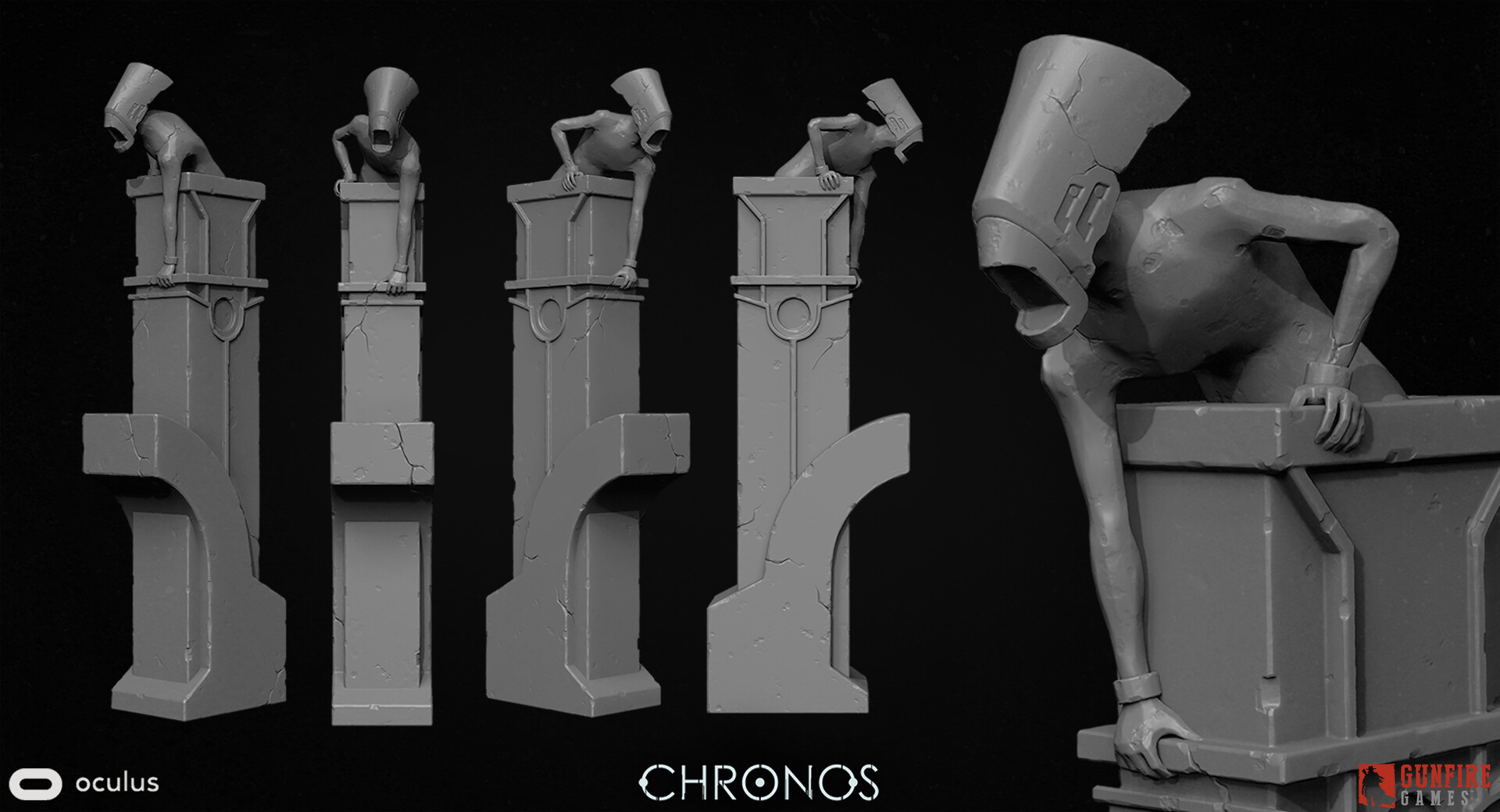 ArtStation - Chronos, Peter Richmond