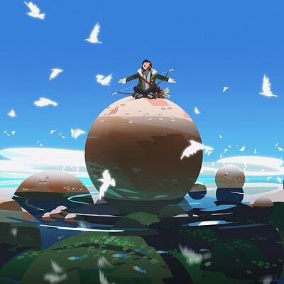Yun ling lake ball 1