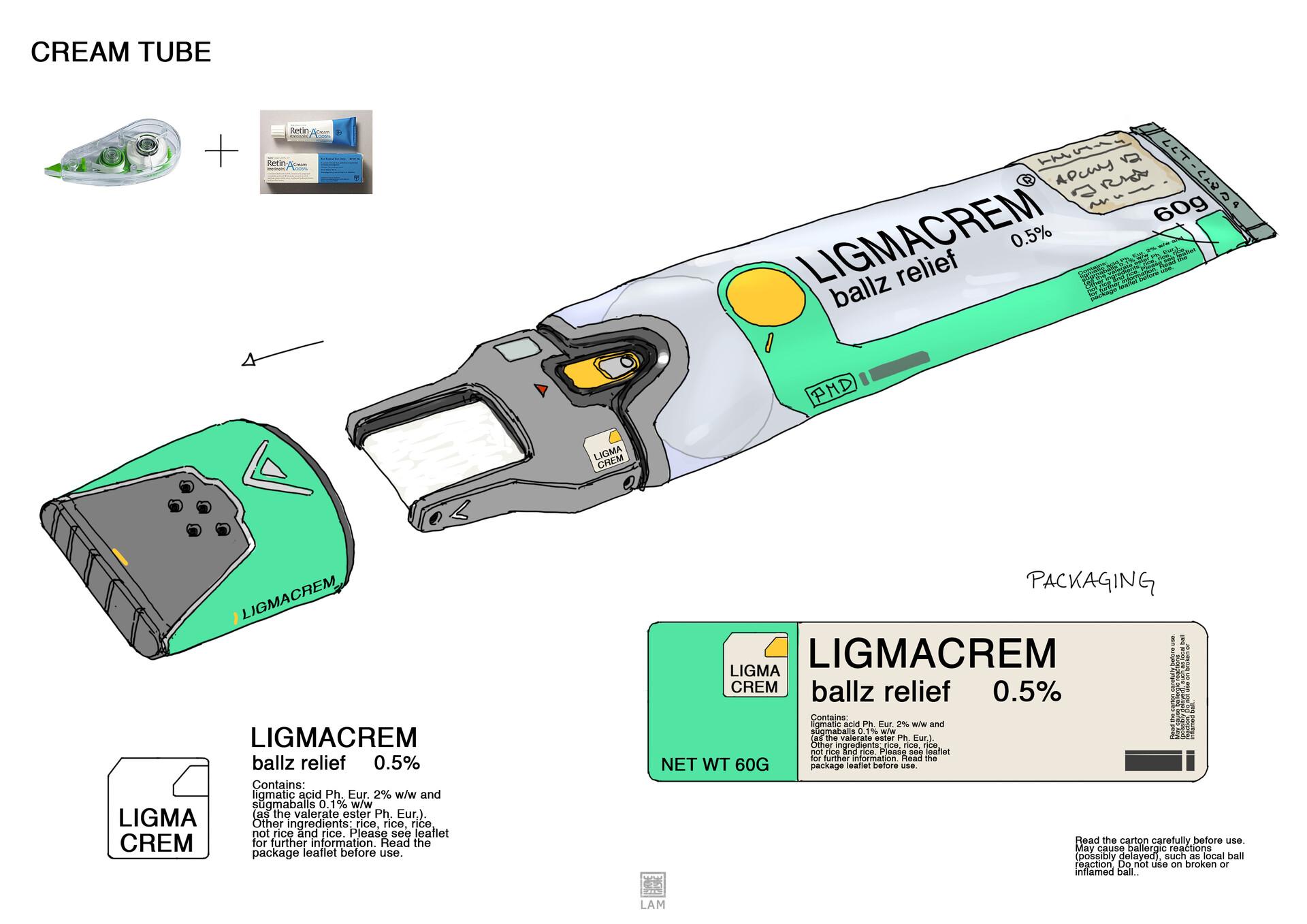 Sheng lam lube tube 17dec18