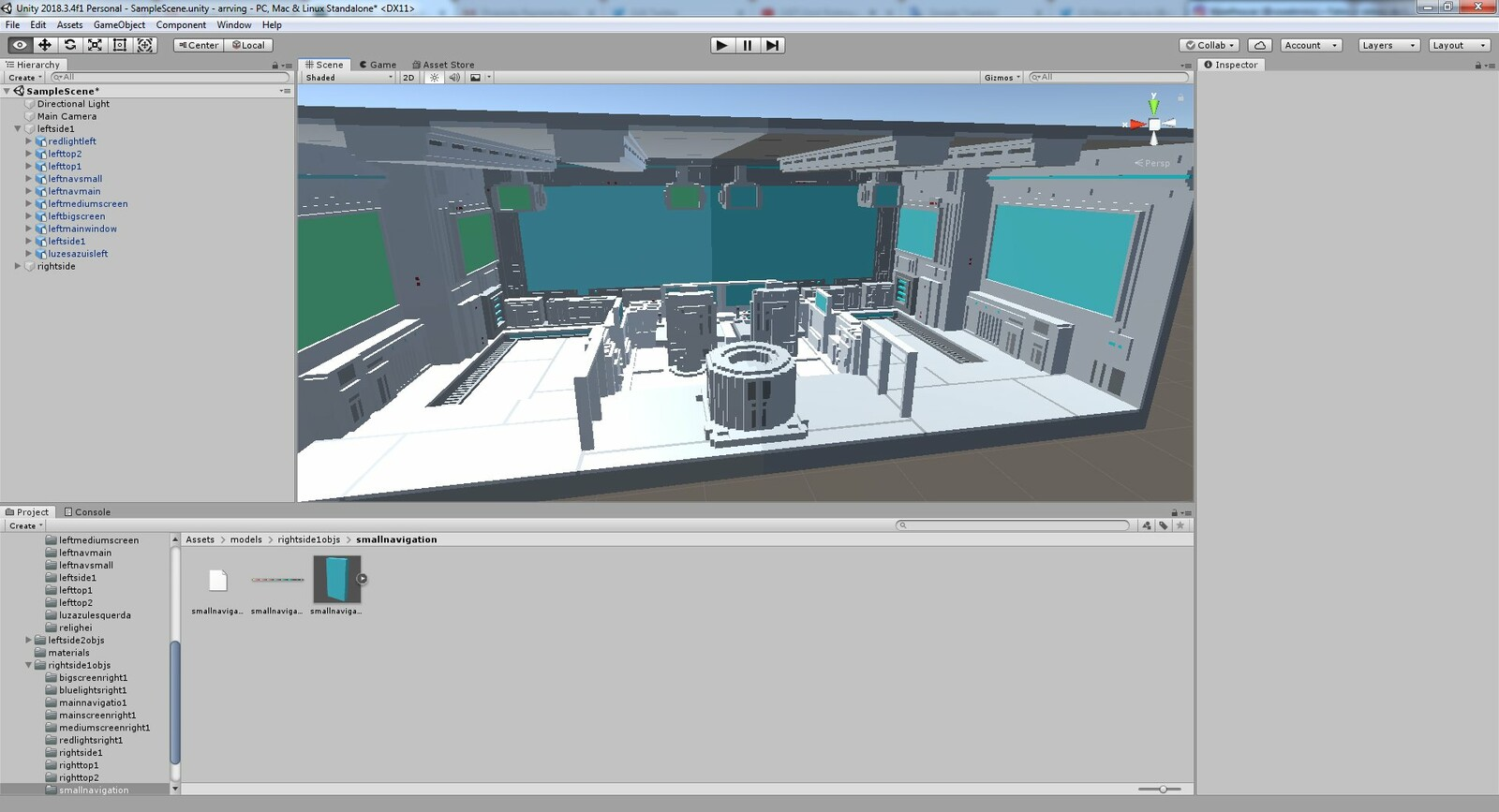 Exporting for Unity