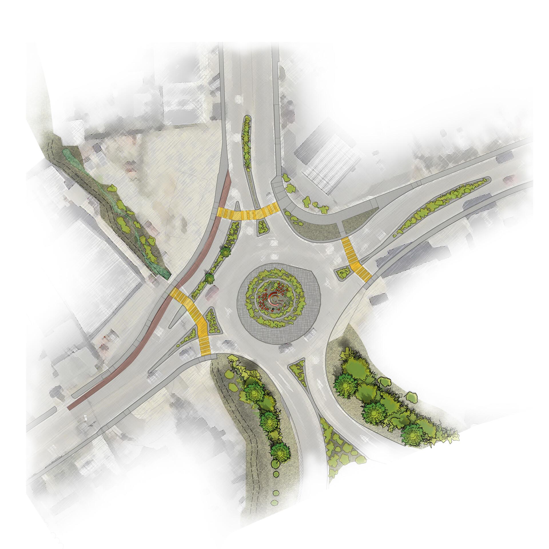 Gerard falla idaho maryland 04 main roundabout