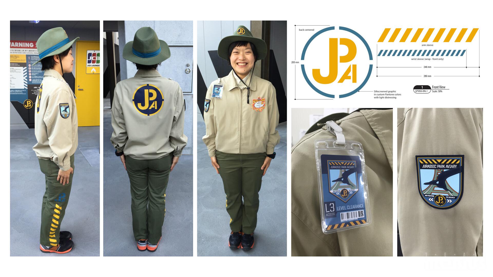 Production Photo of Operation Uniform