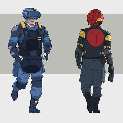 Jx saber characters 2