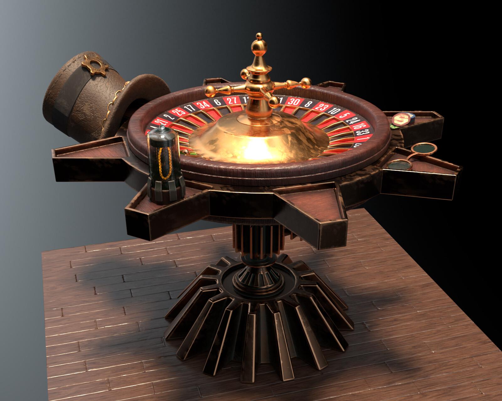 Roulette fallout new vegas