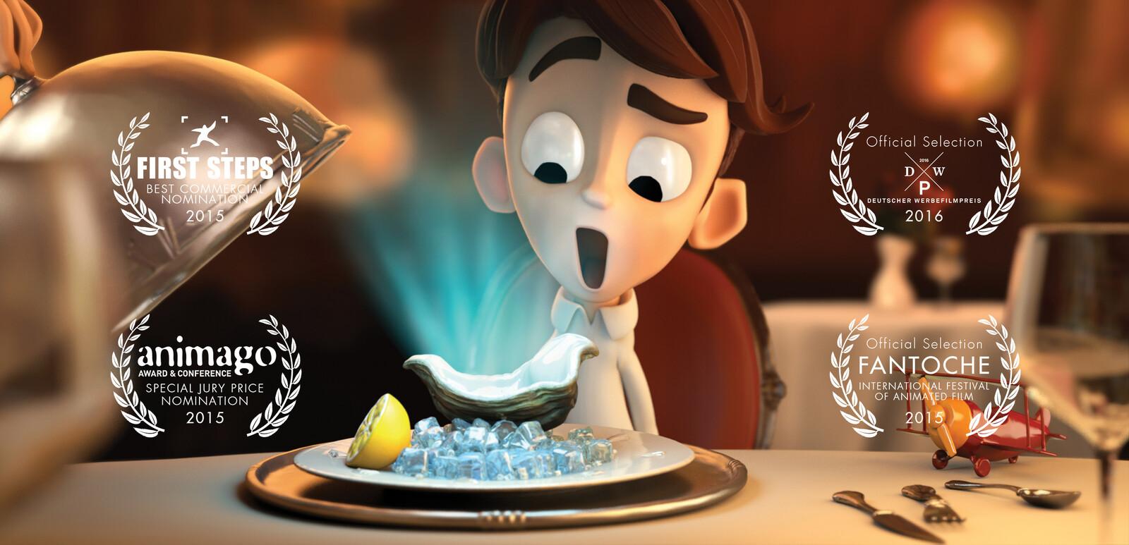 Auster (Oyster) - Shortfilm