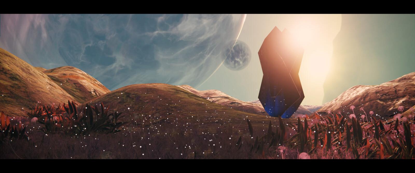 Landing | Cinematic footage